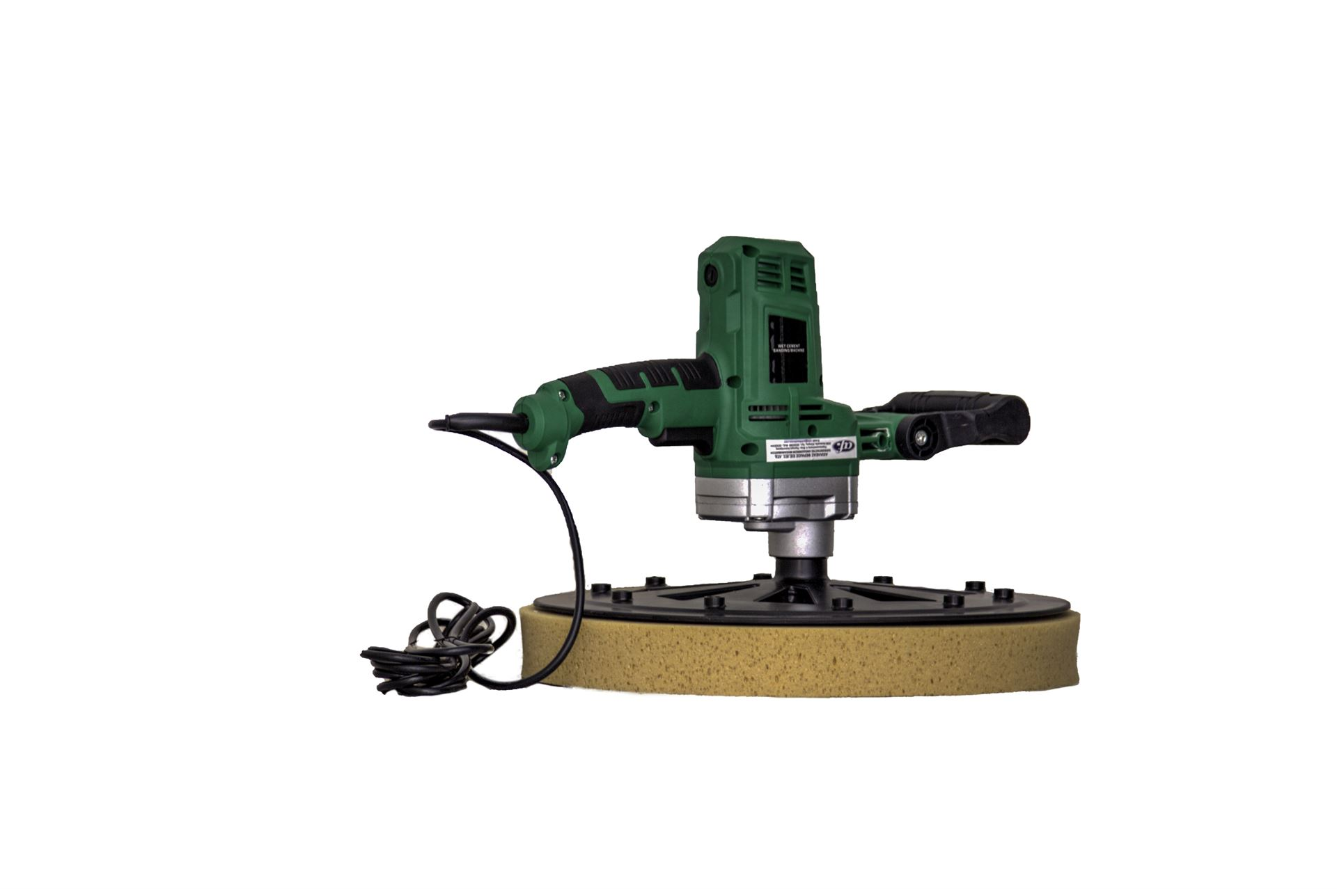 Single-phase Electric plastering machine for 2nd & 3rd hand