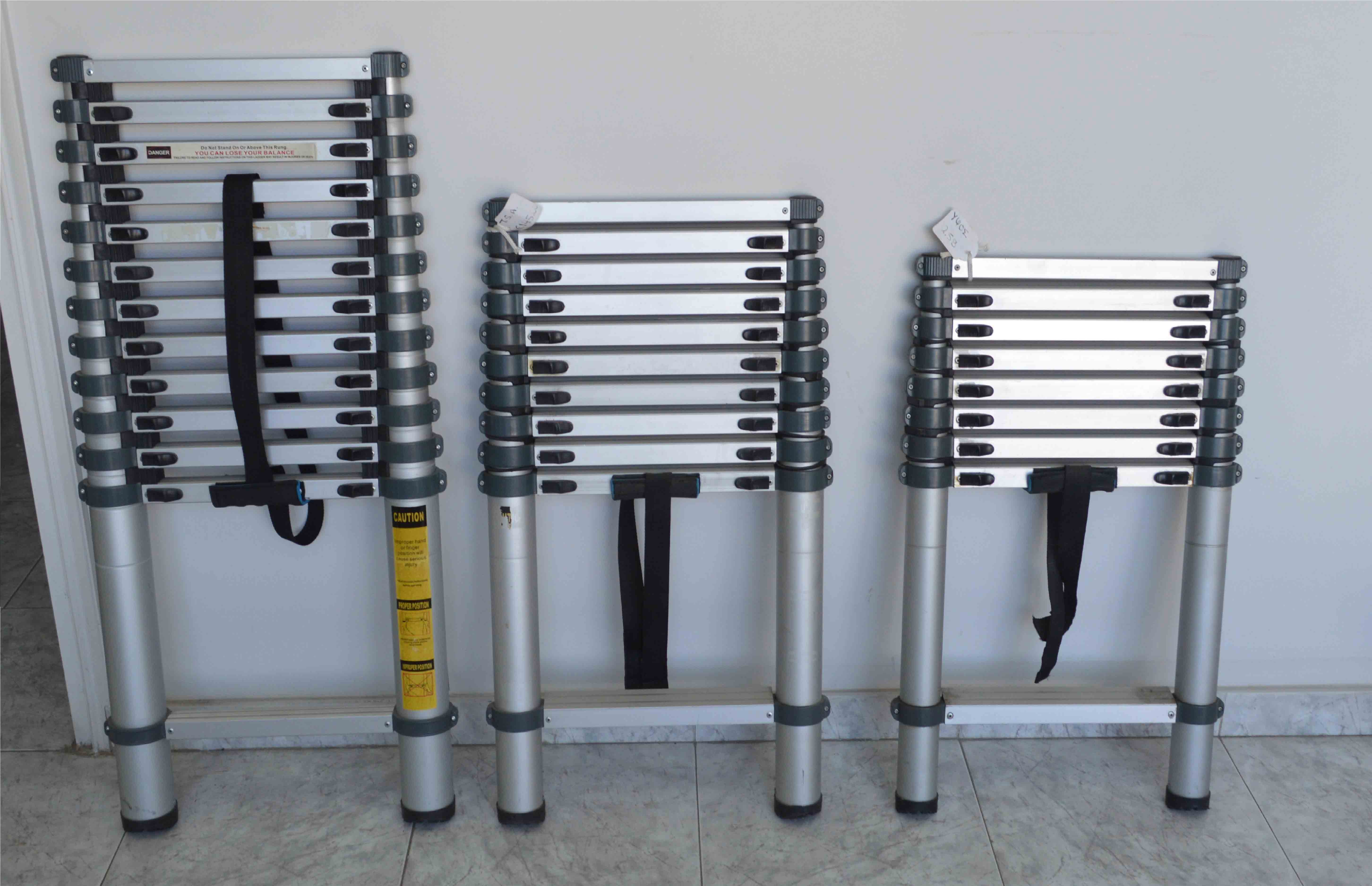 Read more about the article Aluminium collapsible scales