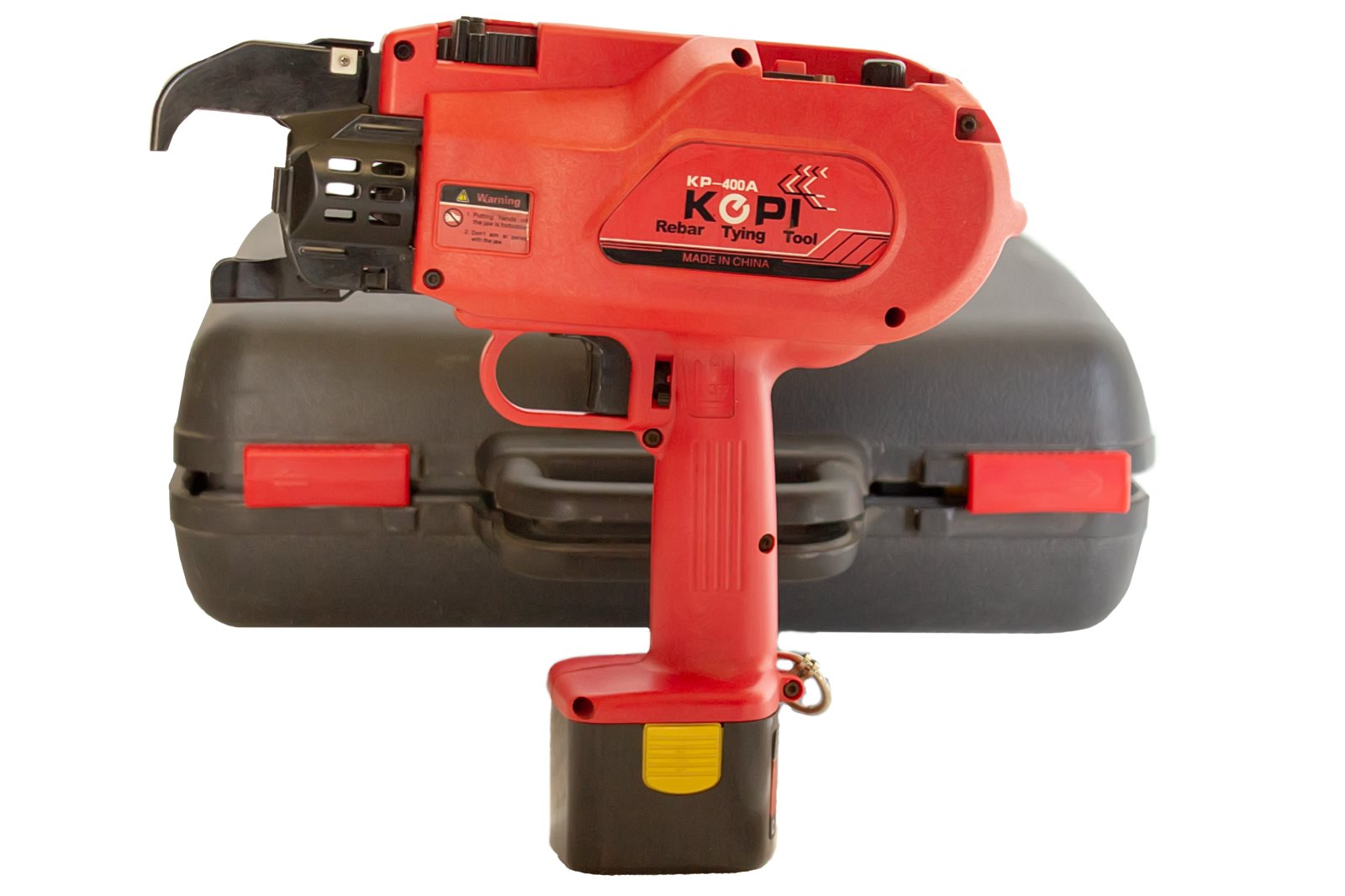 Read more about the article Electric Tool For Iron Binding