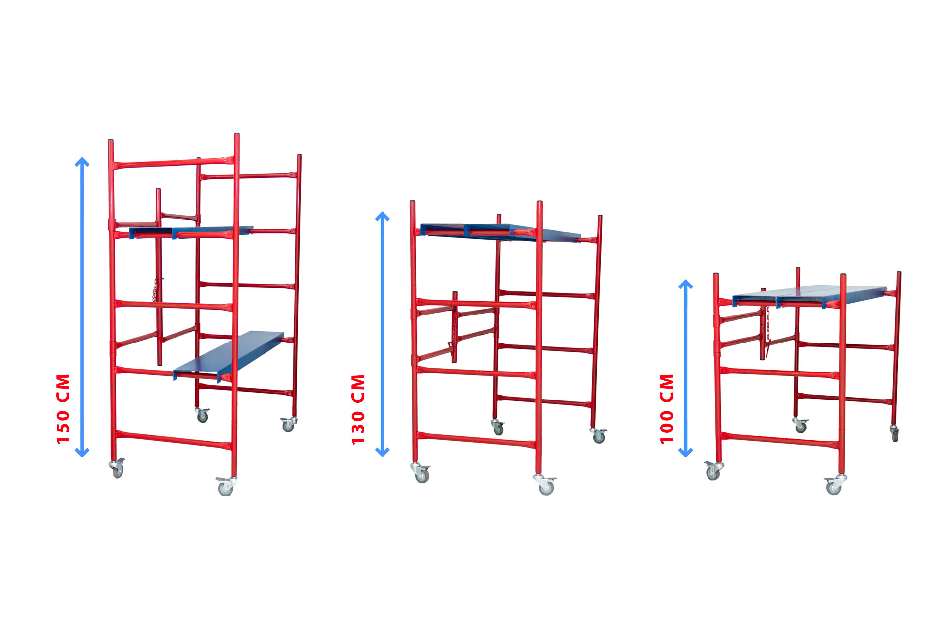 Read more about the article Μini folding steel work platform